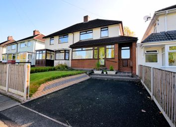 3 bed semi-detached house for sale in Norman Road, Bearwood, Smethwick B67