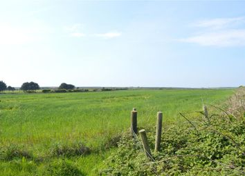 Thumbnail Land for sale in Middle Lanherne Farm, Mawgan, Newquay, Cornwall