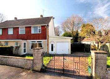 Thumbnail 3 bedroom semi-detached house to rent in St Davids Road, Thornbury, South Gloucestershire