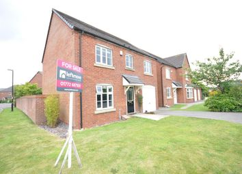 Thumbnail 4 bedroom detached house for sale in Green Bank, Wesham, Preston, Lancashire