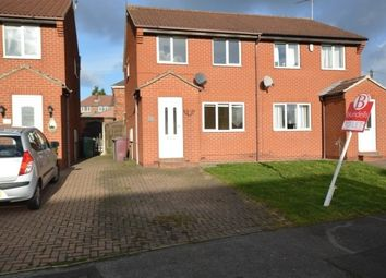 Thumbnail 3 bed semi-detached house to rent in Manor Road, Chesterfield