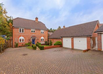 Thumbnail 4 bed detached house for sale in Upper Mount Street, Elvetham Heath, Hampshire