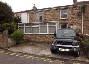 Thumbnail 4 bedroom cottage to rent in Victoria Street, Camborne
