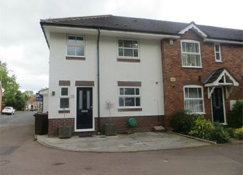 Thumbnail 3 bed end terrace house for sale in Kingsland Drive, Dorridge, Solihull
