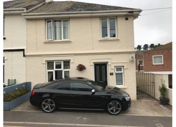 Thumbnail 3 bed semi-detached house for sale in Queen Street, Budleigh Salterton