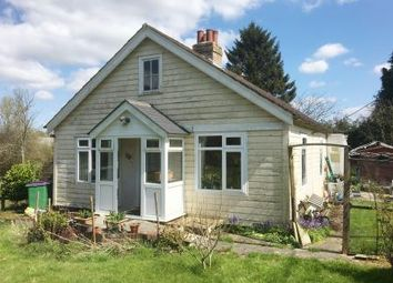 Thumbnail 2 bed detached bungalow for sale in Glenville, Barrow Hill, Sellindge, Ashford, Kent