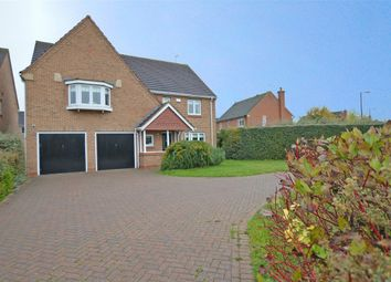 Thumbnail 5 bed detached house for sale in Gold Avenue, Cawston, Warwickshire