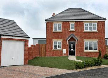 "Thumbnail 4 bed detached house for sale in ""Cherryburn"" at Links Crescent, Seascale"