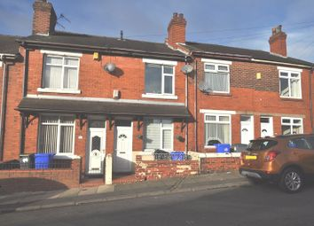 Thumbnail 2 bed terraced house for sale in Smith Street, Fenton, Stoke-On-Trent