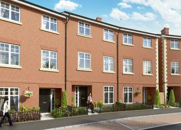 "Thumbnail 4 bedroom terraced house for sale in ""The Bewcastle"" at The Ridgeway, Enfield"