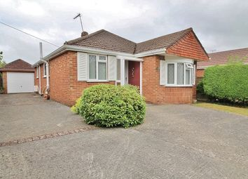 Thumbnail 3 bed detached bungalow for sale in Privett Road, Purbrook, Waterlooville, Hampshire