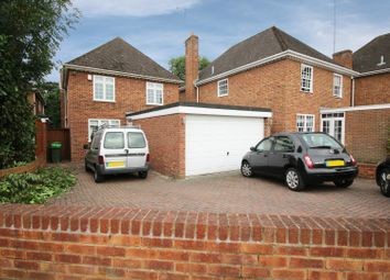 Thumbnail 4 bed detached house for sale in Farnaby Road, Bromley, Kent
