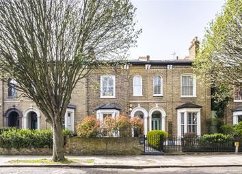 Thumbnail 4 bed terraced house for sale in Elrington Road, London