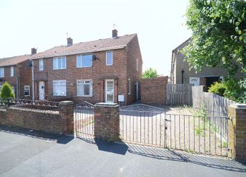 Thumbnail 2 bed semi-detached house for sale in Derwent Close, Seaham