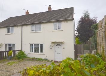 Thumbnail Semi-detached house for sale in Mosley Road, Stroud
