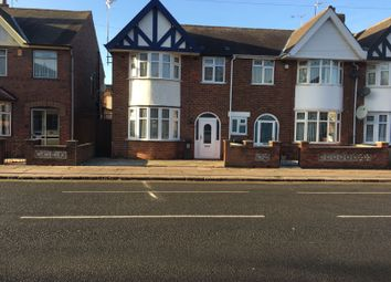 Thumbnail 3 bed semi-detached house for sale in St Barnabas Road, Evington, Leicester