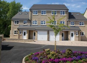 Thumbnail 4 bed town house for sale in River View, Weir Close, Padiham, Lancashire