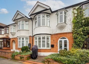 Thumbnail 4 bed terraced house for sale in Wadham Avenue, London