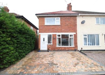 Thumbnail 3 bed semi-detached house for sale in Mottram Road, Beeston, Nottingham