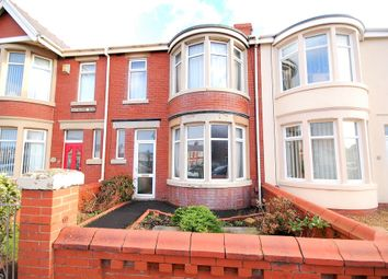 Thumbnail 3 bed terraced house for sale in Eastbourne Road, Blackpool