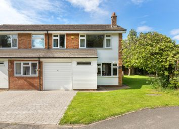 Thumbnail 4 bed semi-detached house for sale in Green Drift, Royston, Hertfordshire