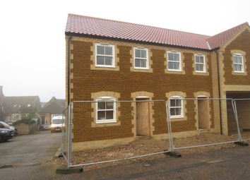 Thumbnail 3 bedroom end terrace house for sale in Church Road, Downham Market