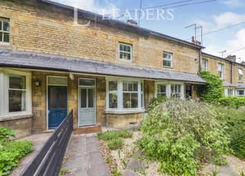 Thumbnail 2 bed terraced house to rent in Barnack Road, Stamford