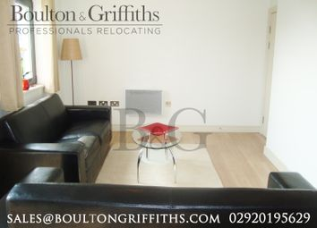 Thumbnail 2 bed flat for sale in Galleon Way, Cardiff Bay, Cardiff Bay