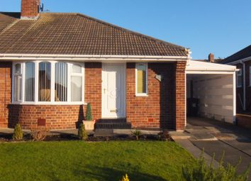 Thumbnail 2 bed bungalow for sale in Chantry Drive, Wideopen, Newcastle Upon Tyne