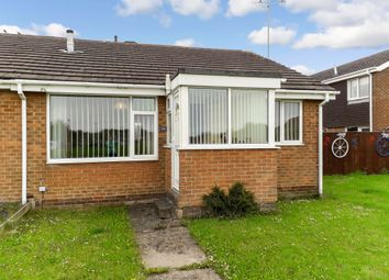 Thumbnail 2 bed bungalow for sale in Portland Gardens, Cramlington