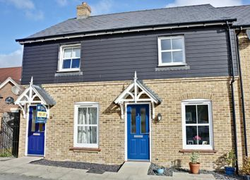 Thumbnail 2 bedroom terraced house for sale in Woolston Place, Sherfield-On-Loddon, Hook