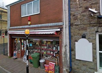 Thumbnail Retail premises for sale in Church Road, Pentre