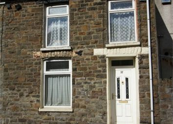 Thumbnail 2 bedroom terraced house for sale in Scott Street, Treherbert, Treorchy, Mid Glamorgan