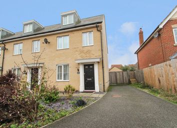 3 bed town house for sale in The Combers, Kesgrave, Ipswich IP5