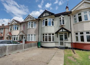 Thumbnail 3 bedroom terraced house for sale in Bridgwater Drive, Westcliff-On-Sea