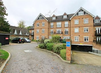 Thumbnail 2 bed flat for sale in Heathside Court, High Road, Bushey Heath, Bushey