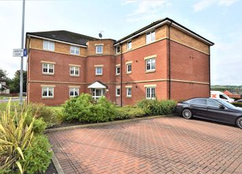 Thumbnail 2 bed flat for sale in Leighton Court, Glasgow