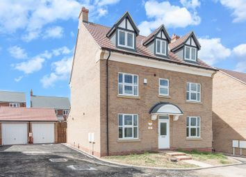 Thumbnail 5 bed detached house for sale in Derby Road, Hathern, Loughborough