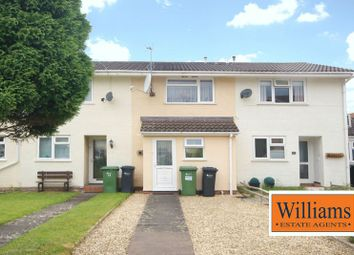 Thumbnail 2 bed terraced house for sale in Aintree Avenue, Hereford
