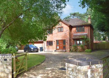 Langley Chase, Ringwood BH24. 4 bed detached house