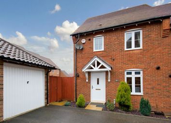 Thumbnail 3 bed semi-detached house to rent in Imperial Way, Singleton, Ashford
