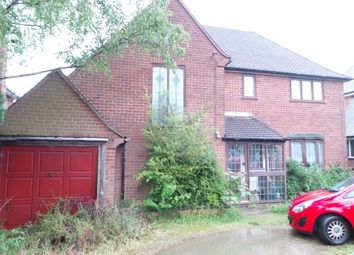 Thumbnail 4 bed detached house for sale in Hollyhurst Road, Sutton Coldfield