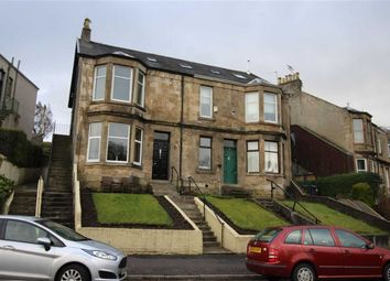 Thumbnail 2 bed flat for sale in Brachelston Street, Greenock