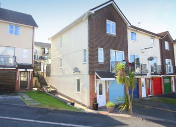 Thumbnail 3 bedroom town house for sale in Biscombe Gardens, Saltash