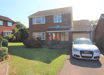 Thumbnail 4 bedroom detached house for sale in Swallow Park, Thornbury, Bristol