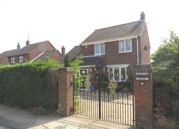 Thumbnail 3 bed detached house for sale in Tattersett Road, Syderstone, King's Lynn