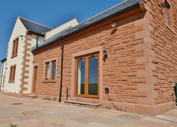 Thumbnail 2 bed semi-detached bungalow to rent in Kirkoswald, Penrith