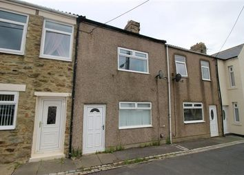 Thumbnail 3 bed terraced house to rent in Mount Pleasant, Crook, Crook