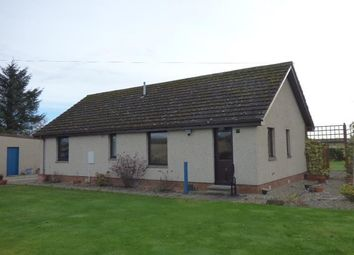 Thumbnail 3 bed detached bungalow to rent in The Bungalow, Blairyfeddon Farm Cottage, Forfar