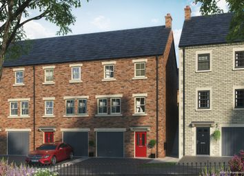 Thumbnail 3 bed town house for sale in Bullbridge, Ambergate, Belper